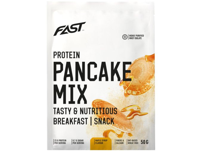 FAST PANCAKES maple syrup 50g