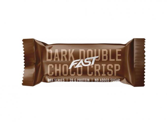 FAST ROX Dark double choco crisp 55g
