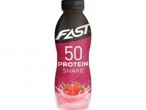 Fast 50 Protein Shake Strawberry - 500ml