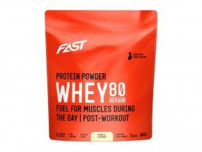 Fast Práškový Protein Hera 80 Vanilka - 500g