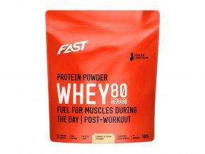 Fast Práškový Protein Hera 80 Cookies & Cream - 500g