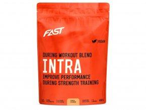 Fast Intra BCAA / Aminokyselinový Práškový Napoj Příchuť Broskev - 450g