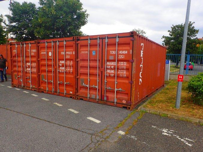 Lodní kontejner '' 20 '' TRITON