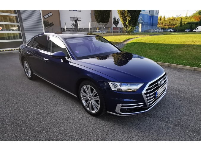 Audi A8 50 TDI QUATTRO MATRIX, ACC, TV, WEBASTO, DPH