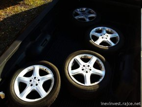 Sada ALU kol na Mercedes Benz R Klasse