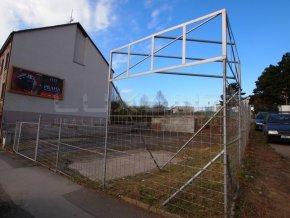 Prodej - stavebního pozemku, rozloha 555m2 - Praha 8, Libeň