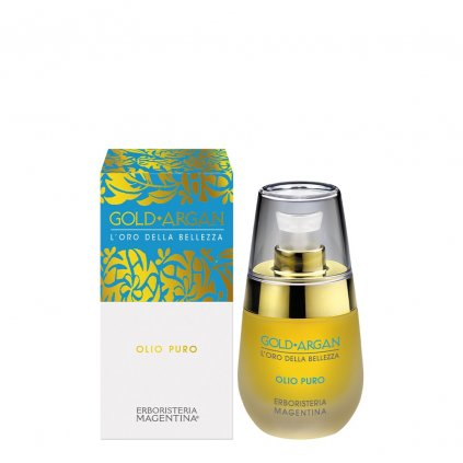 olio puro gold argan 30 ml