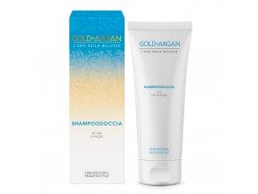 shampoodoccia gold argan