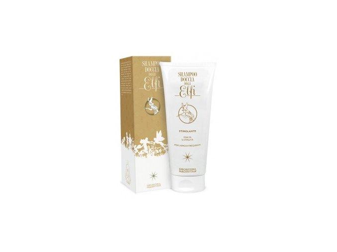 elves shower shampoo 200 ml