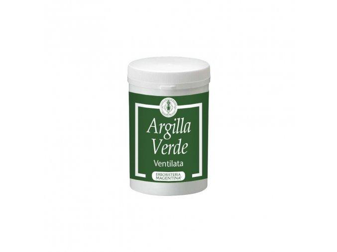 650 argilla verde ventilata 250 gr