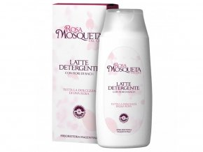 419 latte detergente rosa mosqueta emolliente idratante mandorle dolci burro karite antiossidante
