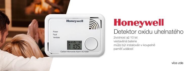 Detektor oxidu uhelnatého Honeywell