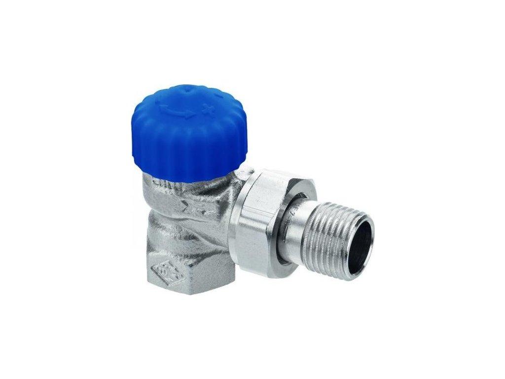 heimeier termost ventil samotíž rohový