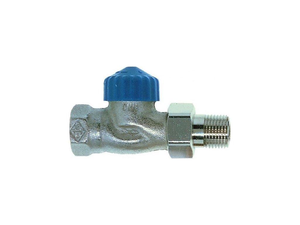 heimeier termostat ventil přímý samotíž