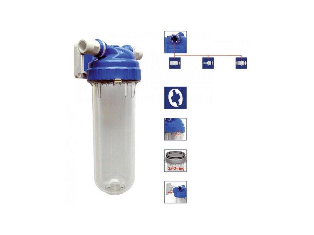 ivar trubkový filtr na vodu