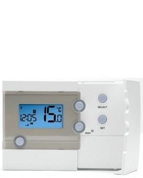 Programovateľné a bezdrôtové termostaty