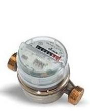 Domové vodomery / merače spotreby vody