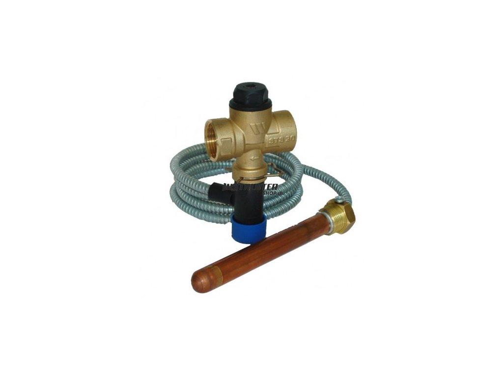 termostaticky bezpecnostny ventil watts sts 20