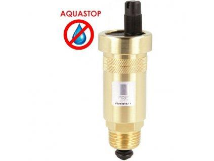 77700 automaticky odvzdušňovací ventil Aquastop AFRISO GIF