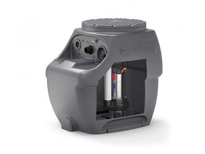 Pedrollo - prečerpávač SAR 250-VXm 15/35/40mm