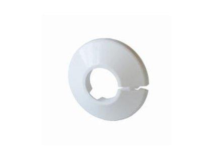 krytka potrubi cpr delena 15mm plast 13208015