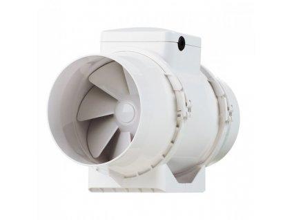 potrubny diagonalny plastovy ventilator TT