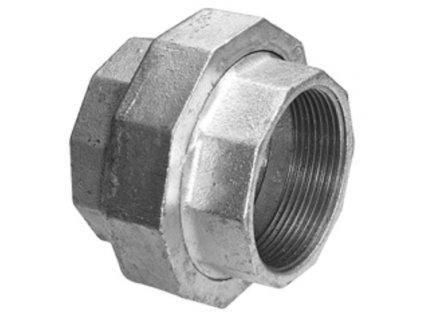 Liatinove pozinkovane tvarovky Srobenie FF FP330