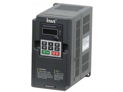 Frekvenčný menič  GD 10/7,5 A (230V)