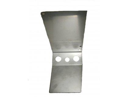 Kovový držiak meniča 49552 pre GD10 do 7,5-10 A