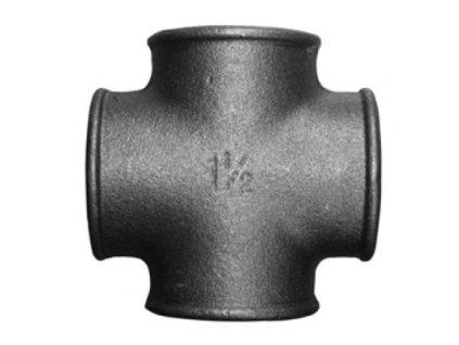 Liatinove cierne tvarovky Kriz FC180