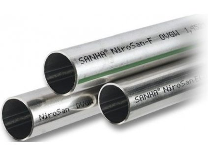 stainless steel pipe straight 76mm length 100cm