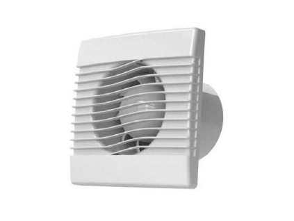 nastenny ventilator axialny s casovym dobehom basic 100 139135
