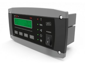 Regulátor pre kotol na ekohrášok CS-37nRS