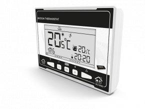 Termostat CS-R-6 (bezdrôtový, batérie, pre lištu CS-L6)