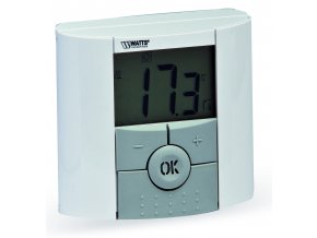 Manuálny drôtový termostat Watts BTD