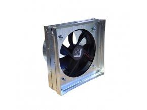 ventilator do mriezky 17x17cm 125mm 2283