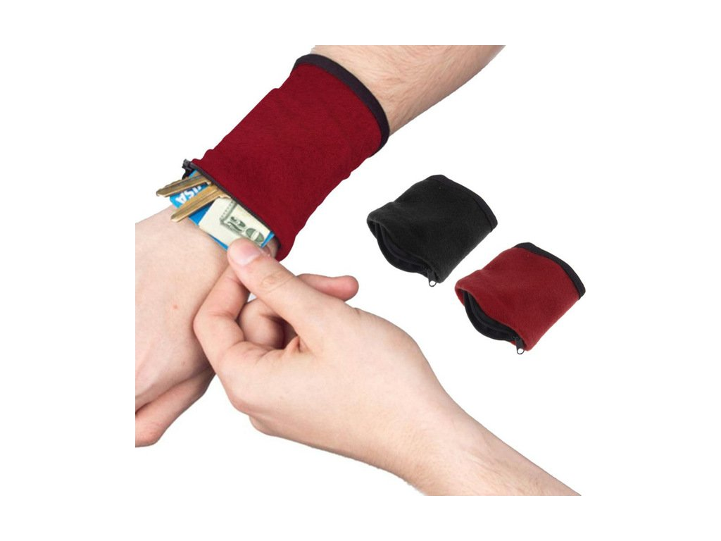 Zipper Fleece Wrist Wallet Pouch Arm Band Bag For MP3 Key Card Storage Bag Case AH20.jpg 640x640