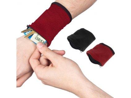 Zipper Fleece Wrist Wallet Pouch Arm Band Bag For MP3 Key Card Storage Bag Case AH20.jpg 640x640