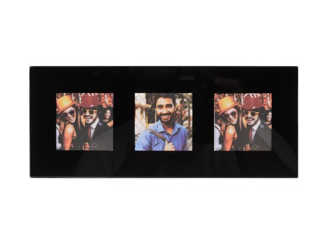 Fujifilm Instax Triple Square Glass Photo frame