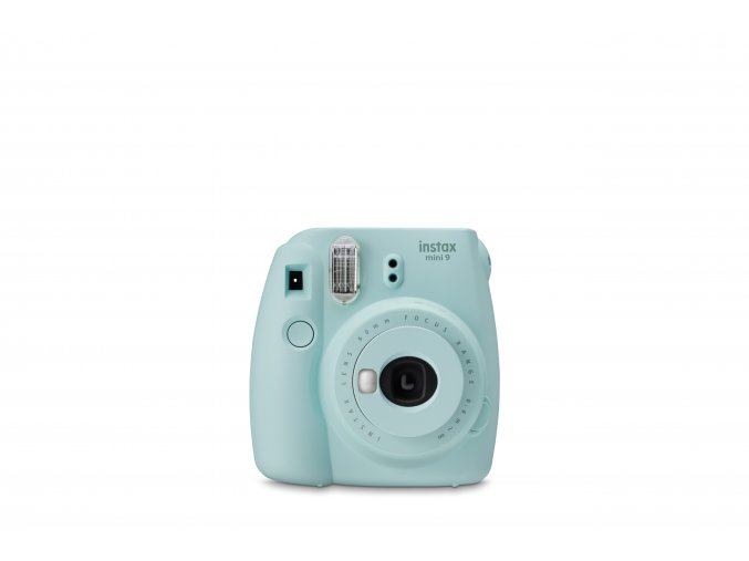 mini 9 ice blue front on shot on white