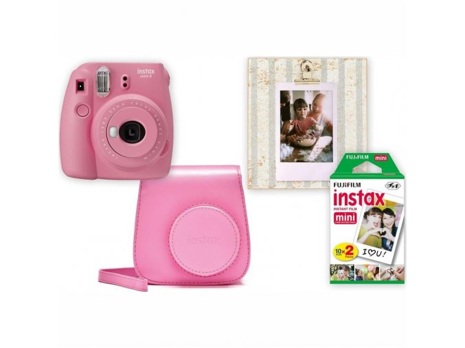 mini9 big box pink