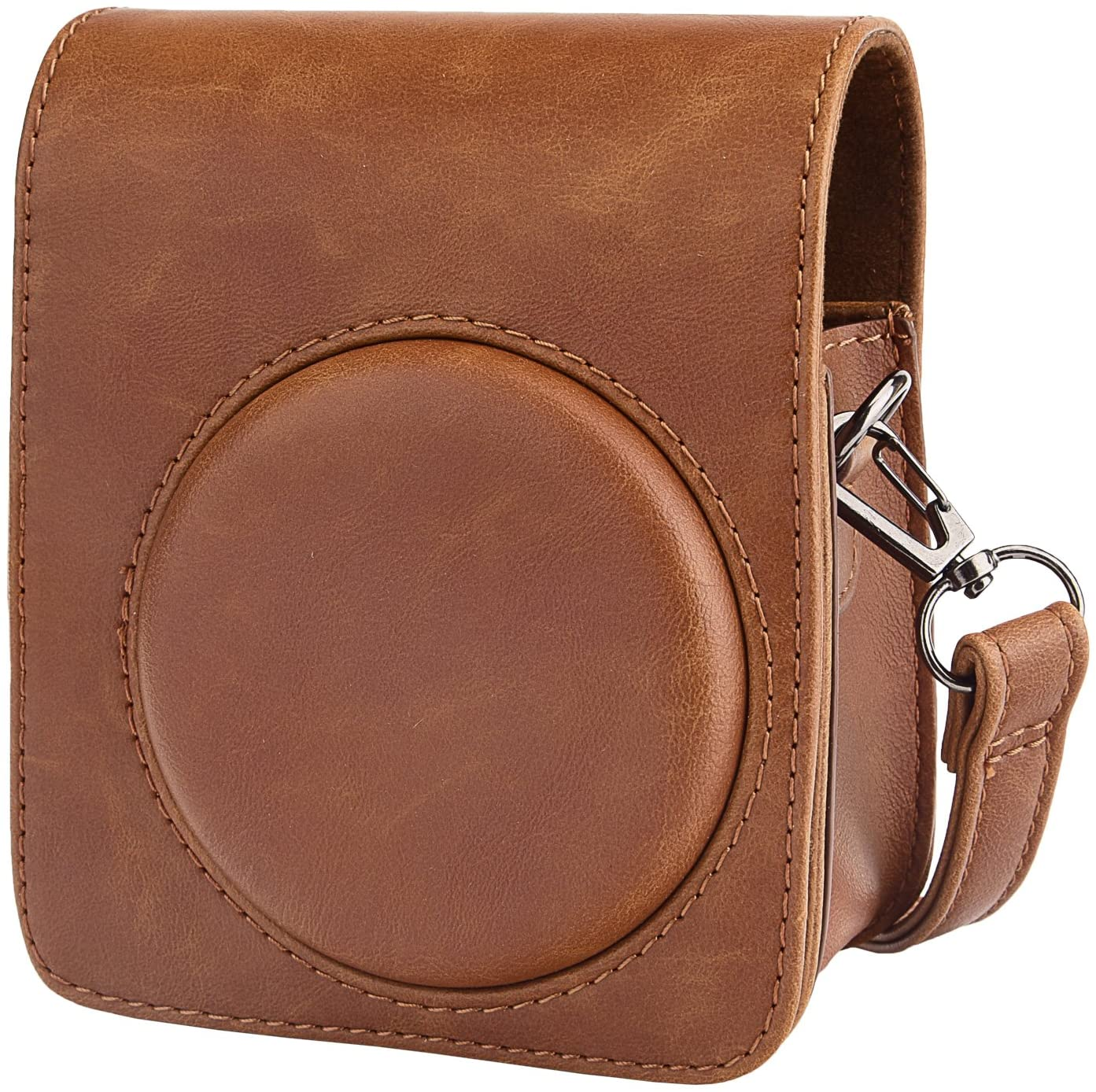 Fujifilm Instax Mini 70 Leather Case Brown