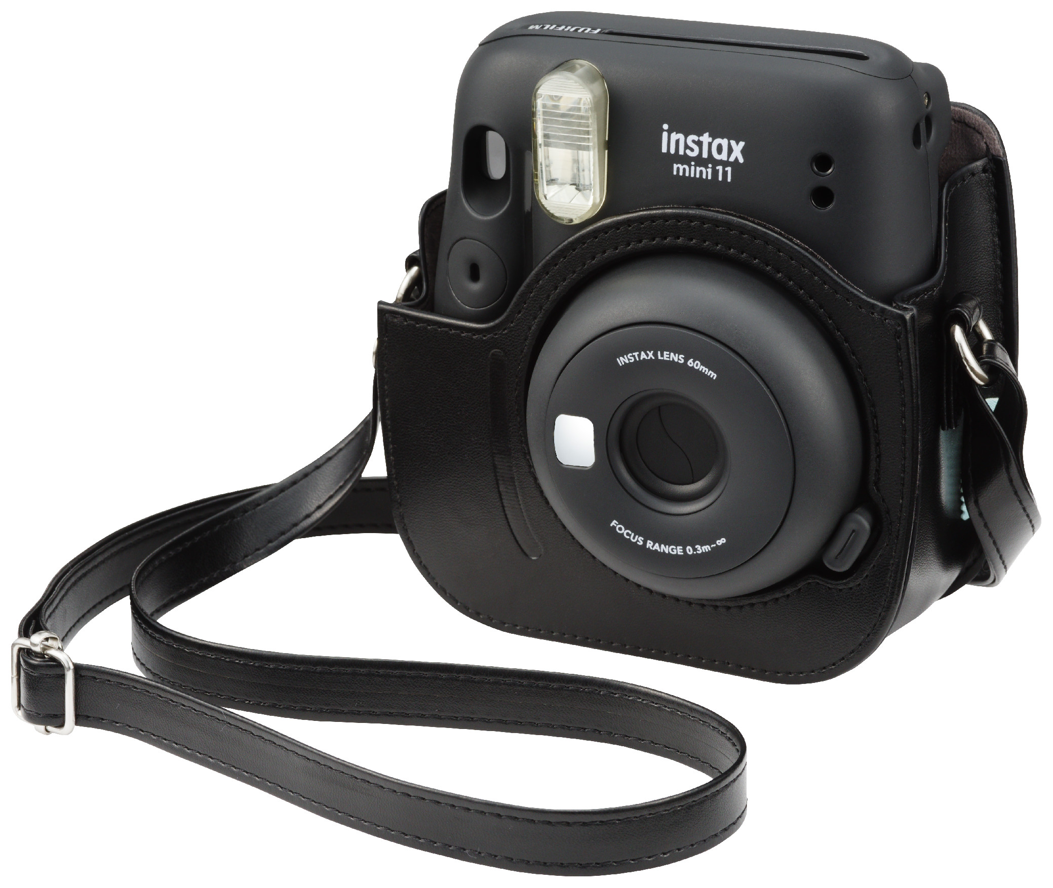 Fujifilm Instax Mini 11 Case Charcoal Gray