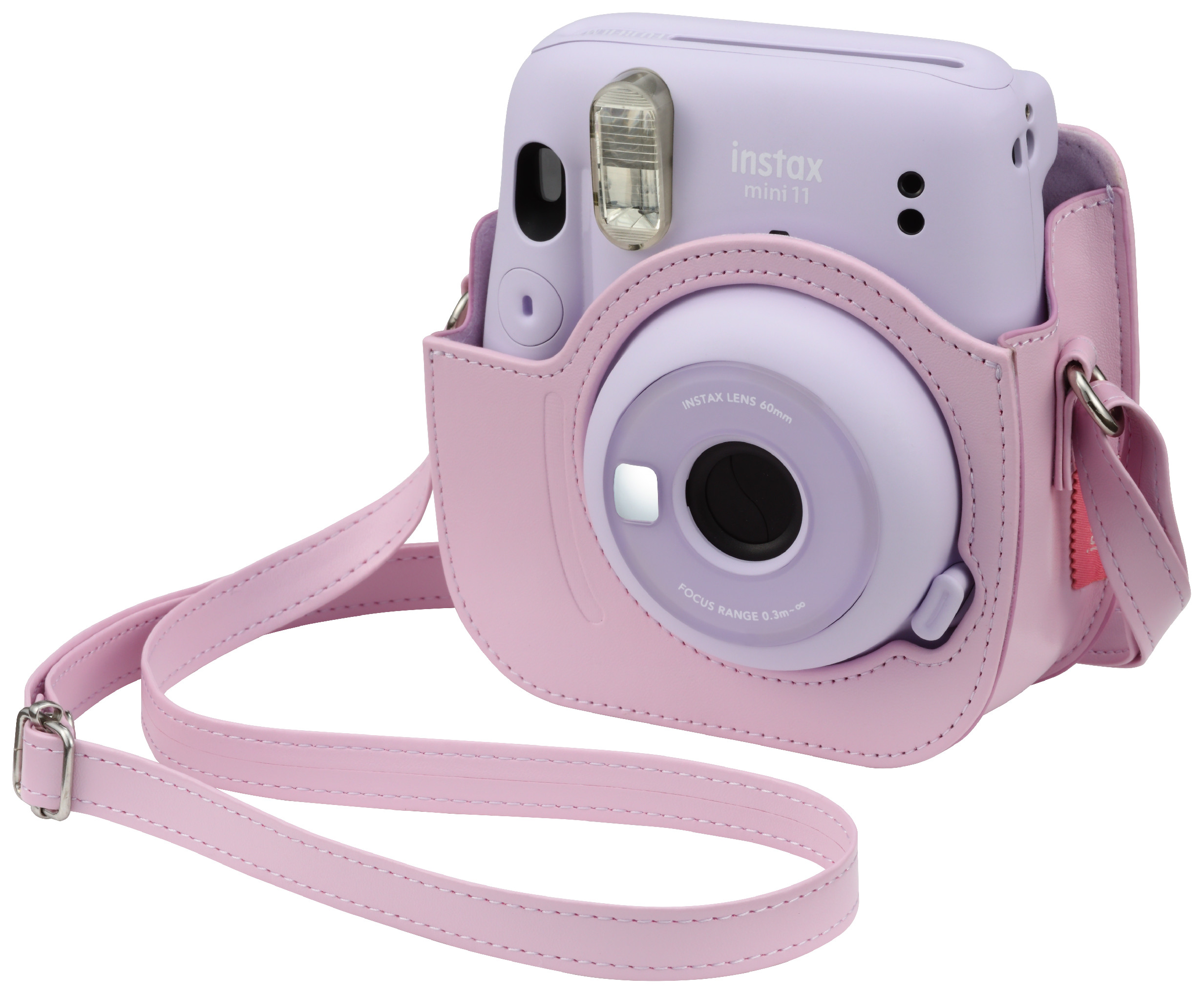 Fujifilm Instax Mini 11 Case Lilac Purple