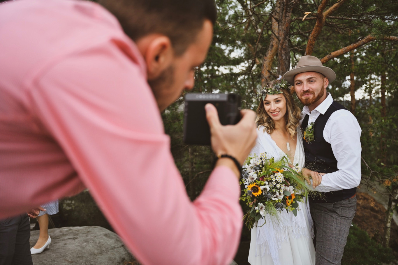 Nejhezčí den v našem životě, je ten svatební.