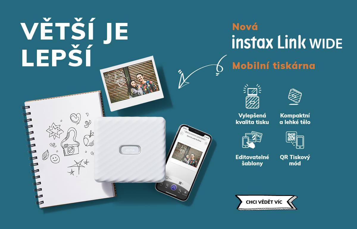 Instax Link Wide