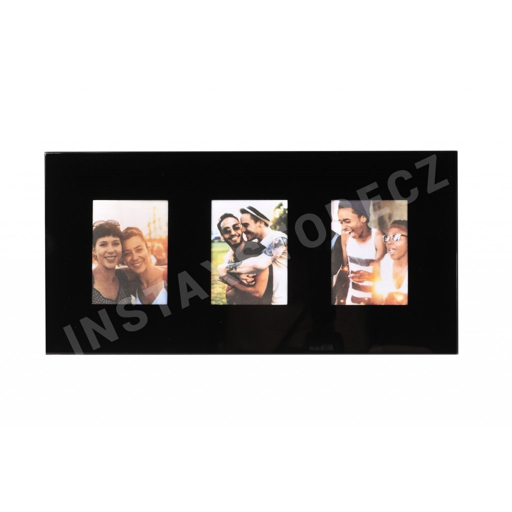 Fujifilm Instax Mini Triple Glass Photo Frame