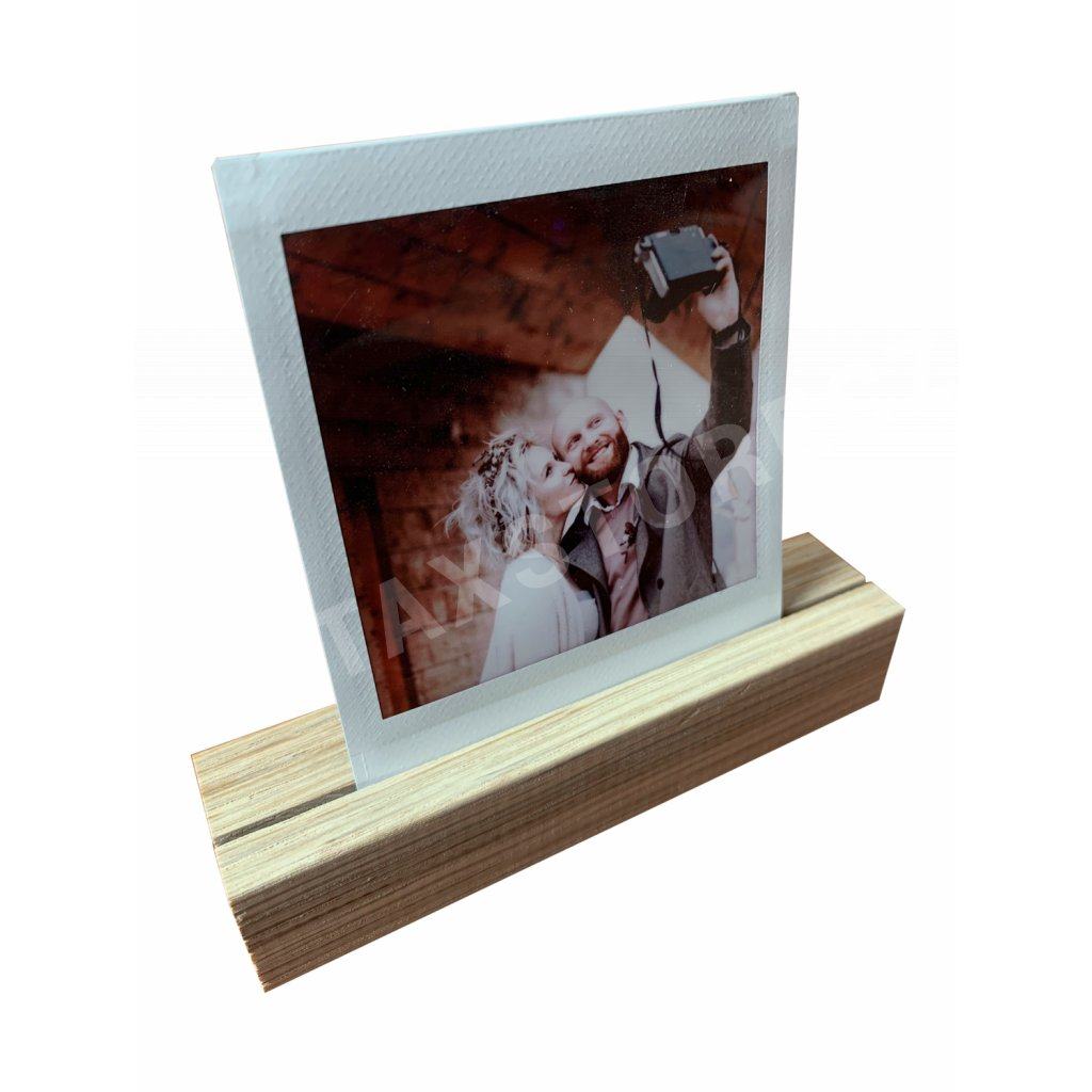 Focus Picture Stand Oak