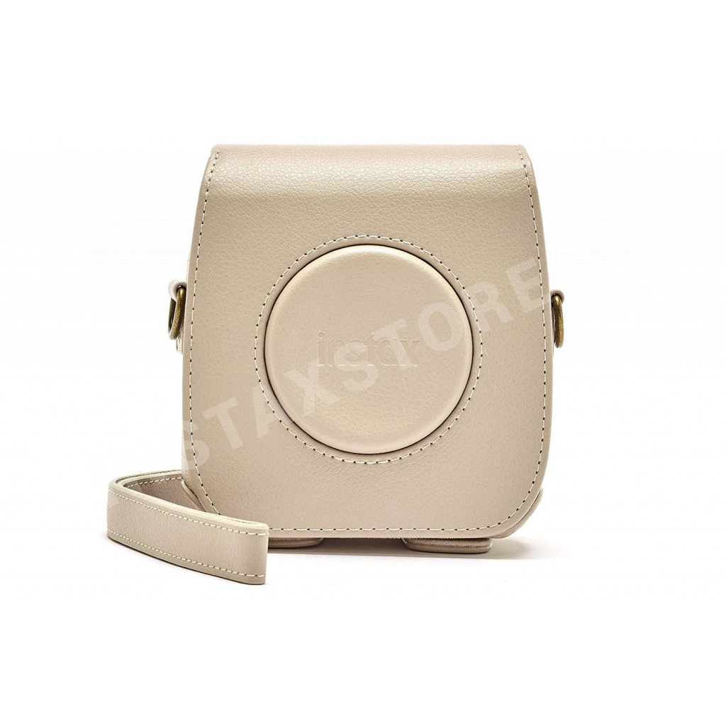 Fujifilm Instax Square SQ20 Leather Case Beige
