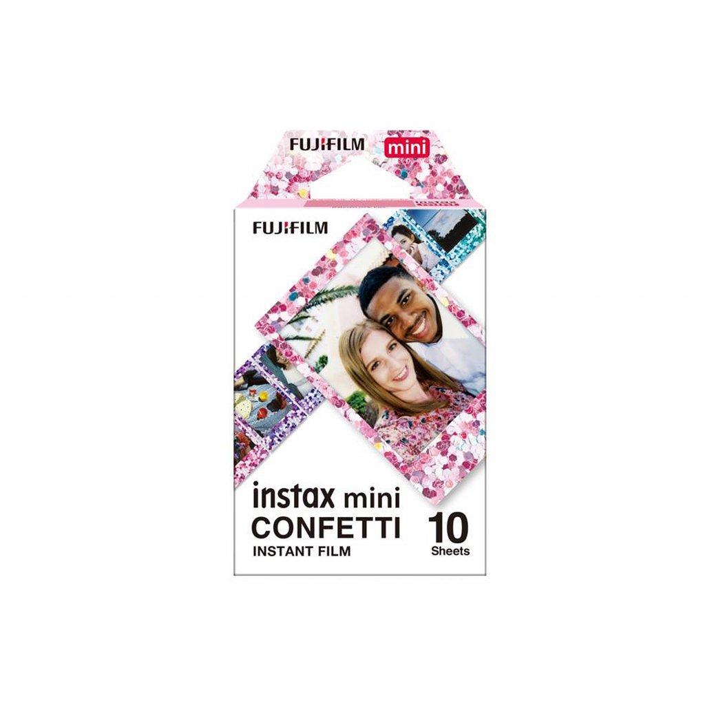 Fujifilm Instax Mini film 10ks Confetti